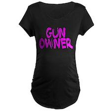 Woman Gun Owner T-Shirt