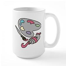 Artist's Palette Mug