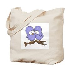 twoblue Tote Bag