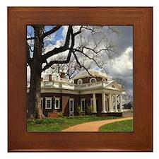 Monticello Framed Tile