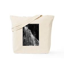 Waterfall Woman Tote Bag