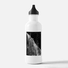 Waterfall Woman Water Bottle
