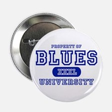 Blues University Button