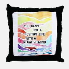Words of Wisdom 3 Throw Pillow