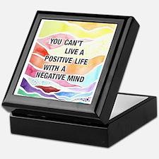 Words of Wisdom 3 Keepsake Box