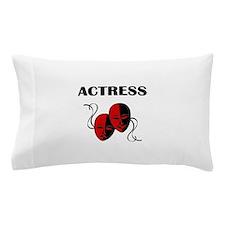 Actress Masks Pillow Case