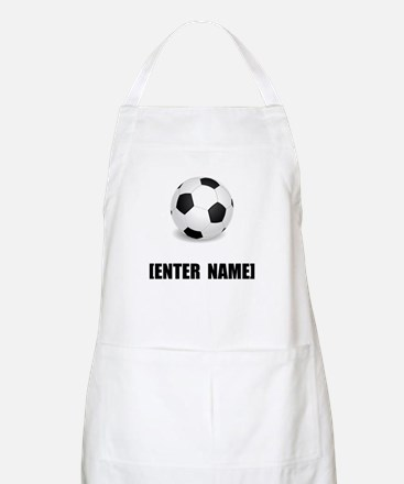 Soccer Personalize It! Apron