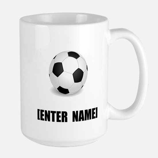 Soccer Personalize It! Mug