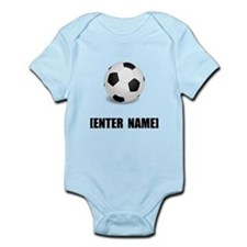 Soccer Personalize It! Body Suit