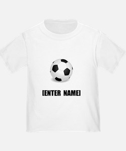 Soccer Personalize It! T-Shirt