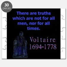 There Are Truths - Voltaire Puzzle