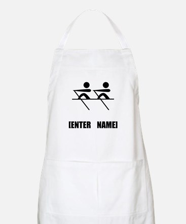 Rowing Personalize It! Apron