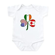 Shamrock of Canada Infant Bodysuit