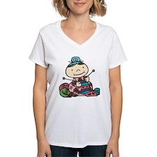 Knitting Grandma T-Shirt