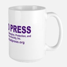 BAD PRESS Mug