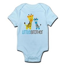Giraffe Little Brother Body Suit