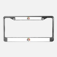Shamrock of Canada License Plate Frame