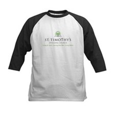 St. Timothy's Logo with Tagline Tee