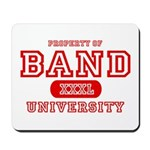 Band University Mousepad