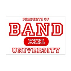 Band University Posters