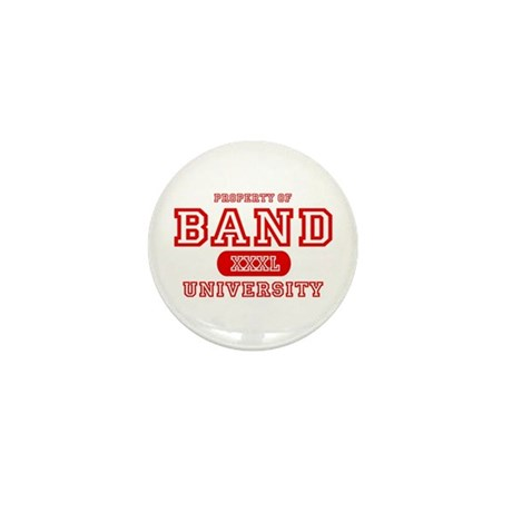 Band University Mini Button (10 pack)