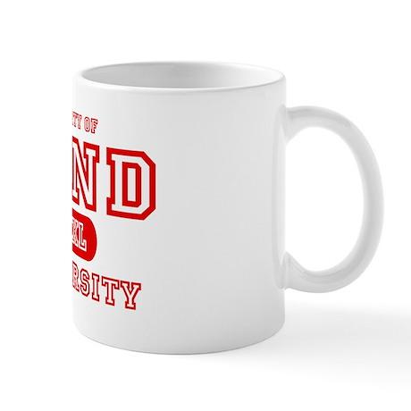Band University Mug