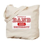 Band University Tote Bag