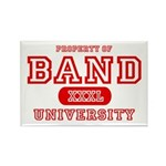 Band University Rectangle Magnet