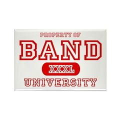 Band University Rectangle Magnet (10 pack)