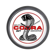 Unique Cobra Wall Clock
