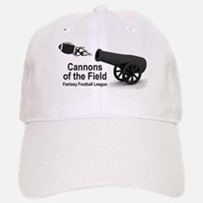 Cannons of the Field Baseball Baseball Cap
