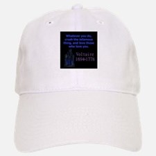 Whatever You Do - Voltaire Baseball Baseball Baseball Cap
