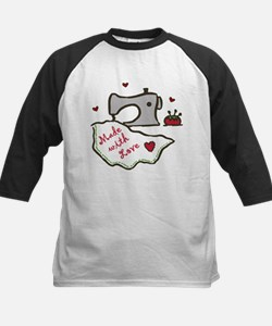 Made With Love Baseball Jersey