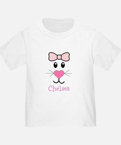 Bunny face customized T-Shirt