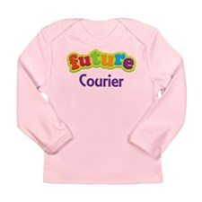Future Courier Long Sleeve Infant T-Shirt