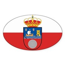 Cantabria Rectangle Decal