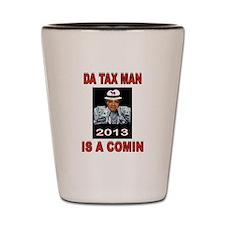 TAXMAN Shot Glass
