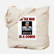 TAXMAN Tote Bag