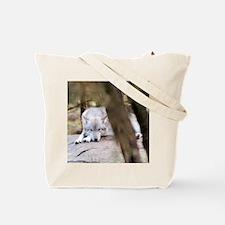 """Wildlife Definition"" Wolf Tote Bag"