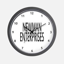 Cute Enterprise a Wall Clock