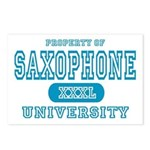 Saxophone University Postcards (Package of 8)