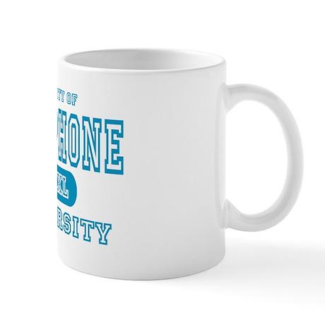 Saxophone University Mug