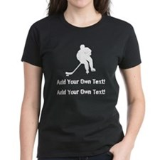 Personalize it- Hockey T-Shirt