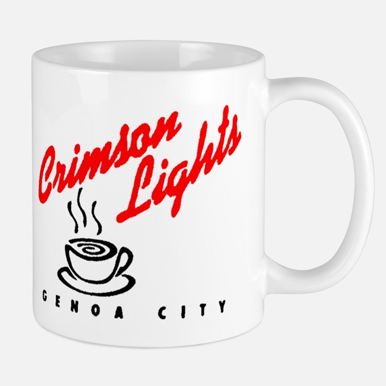Crimson Lights Mug Mugs