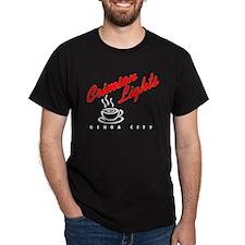 Crimson Lights Logo 02 T-Shirt
