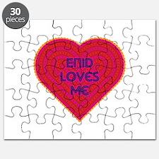 Enid Loves Me Puzzle