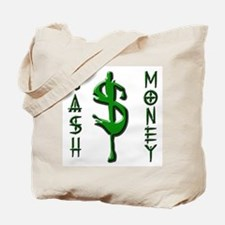 CASH MONEY Tote Bag