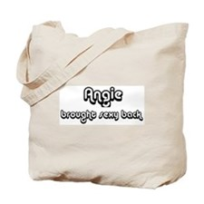 Sexy: Angie Tote Bag