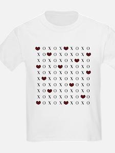 XOXO Hearts T-Shirt