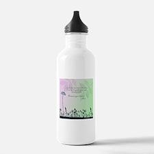 Zen Out Beyond Ideas Water Bottle